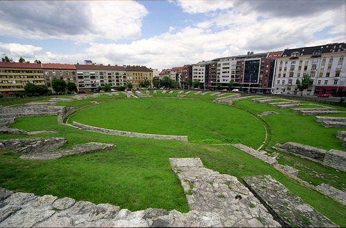 Roman Military Amphitheatre - Budapest, Hungary
