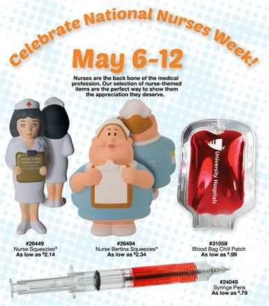 Get ready for National Nurses Week!