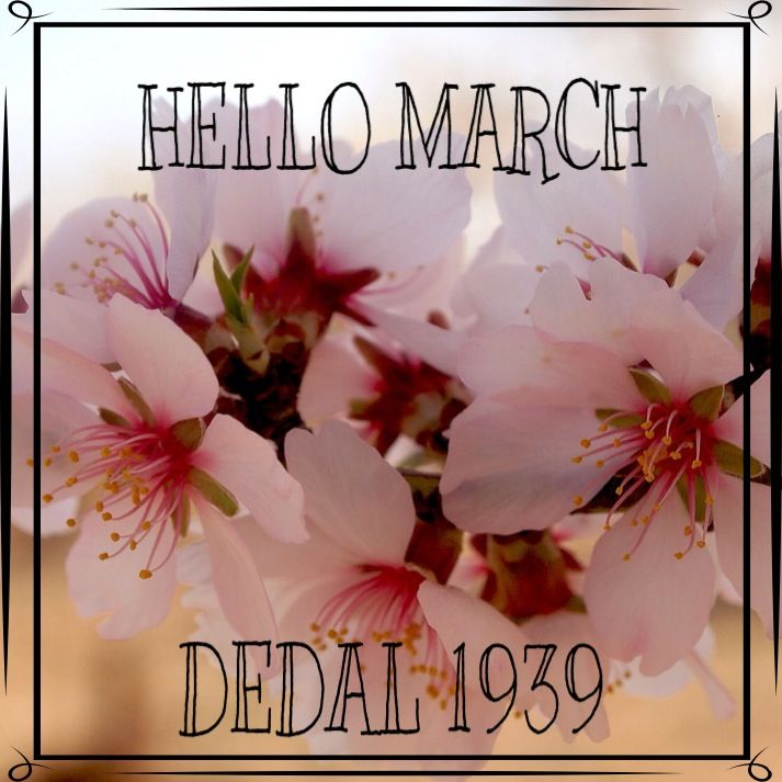 Hello March!!