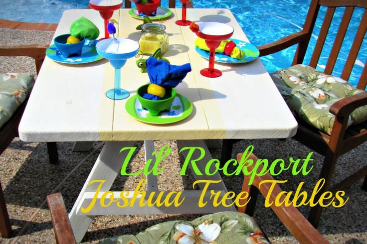 The Joshua Tree Table Company