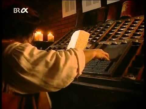▶ Johannes Gutenberg and the Printing Press - (CC2, wk 13)