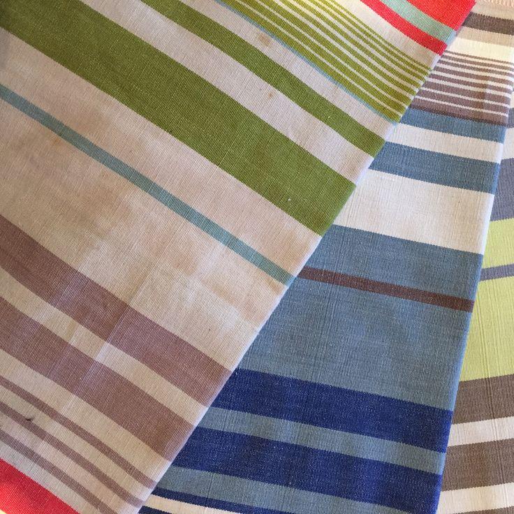 Stripe Nation fabric www.whatnot.co.za