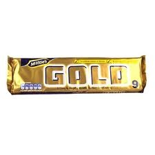 Gold bar biscuit
