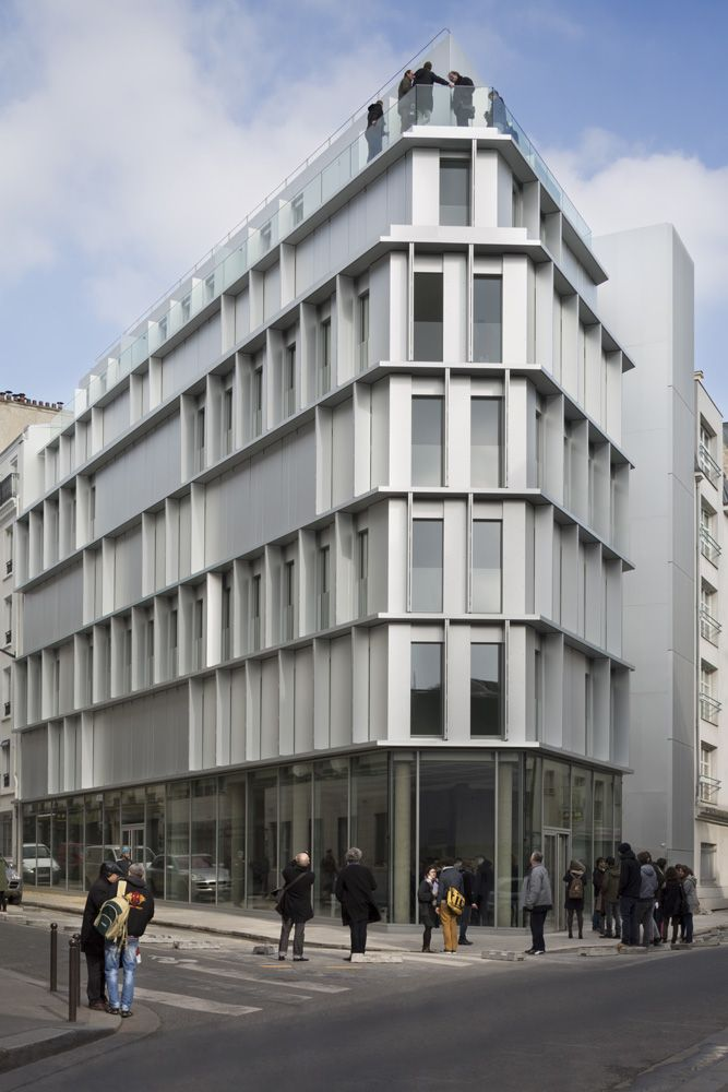 [ architectes ] babin + renaud : Paris louis bonnet