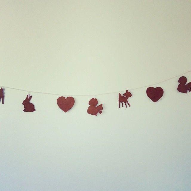 Guirnalda Animales - 2 mts - Comprar en Baby Garage