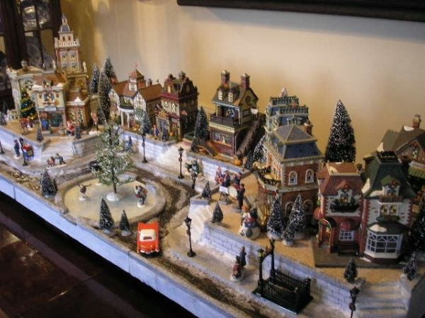 9 best Hobbies - Dept 56 Villages images on Pinterest Christmas - christmas town decorations