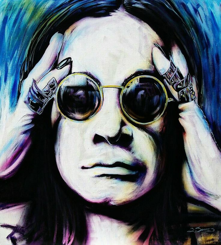 Ozzy Osbourne.......................