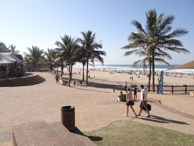 The vibey Margate Beachfront