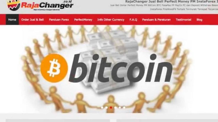 Panduan Transaksi Beli di RajaChanger