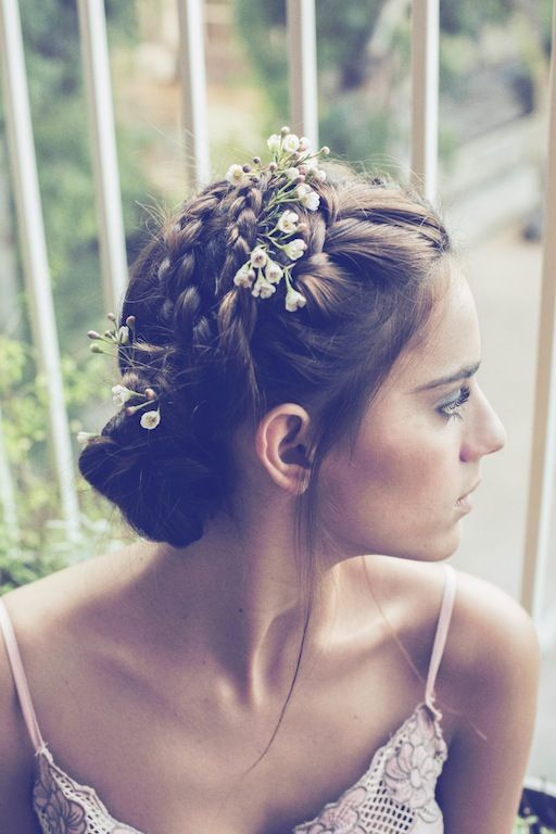 Braided Hairstyles we Love | My Day - (Hatunot Blog) The English Speakers Guide To Planning a Wedding in Israel