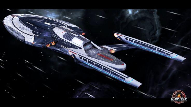 U.S.S. Machariel (NCC-93704) #001 by Taidyr