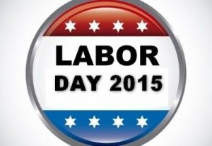 Labor Day 2015 Date, When is Labor Day 2015?