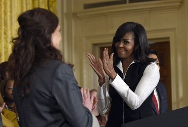 As the first African-American first lady, Obama was expected to be flawless - meaning fashionable, sophisticated, smart and worldly, and never too loud, too angry or too black.