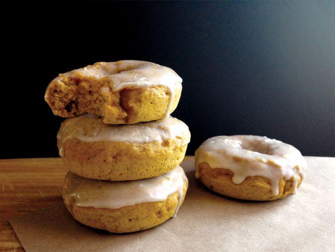 ... Pumpkin, Baking Pumpkin, Fall Bak Pumpkin, Donuts Recipes, Pumpkin