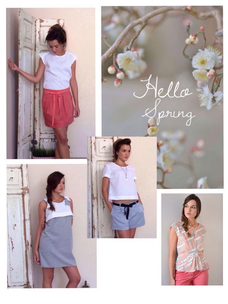Adeline - Spring/Summer 15