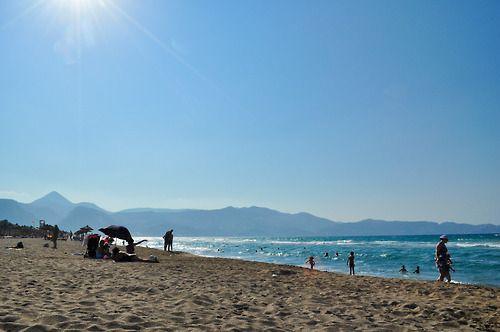 Let's Go to the Beach, Let's Get Away - Ammoudara, Crete, Greece