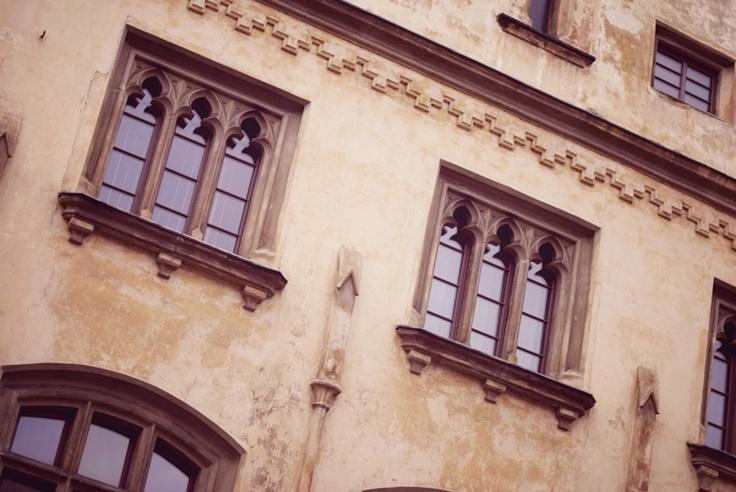 fancy windows - Three in Děčín
