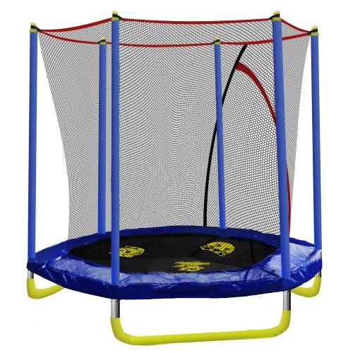 1000+ Images About Trampoline With Enclosure On Pinterest