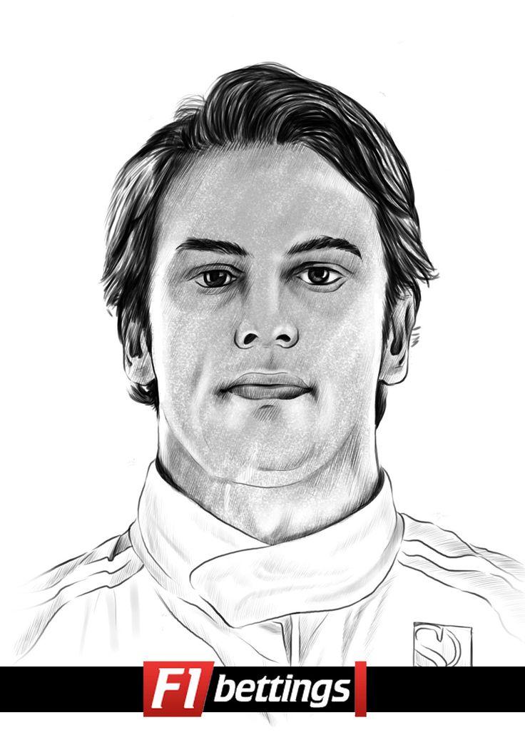 F1 driver Felipe Nasr f1-bettings.com