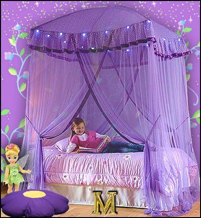 dream room for little girls | Decorating theme bedrooms - Maries Manor: fairy tinkerbell bedroom ...