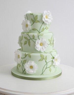 nice Wedding Cakes London, Surrey and UK   The Cake Parlour