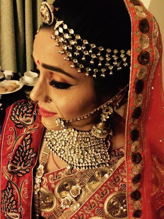 Best Bridal Makeup Reviews : Swarup make up artistry Info and Review Best Bridal Makeup ...