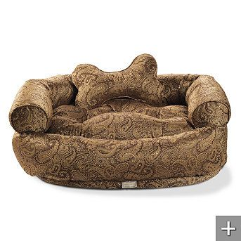 Comfy Couch Dog Bed From Frontgate Lola