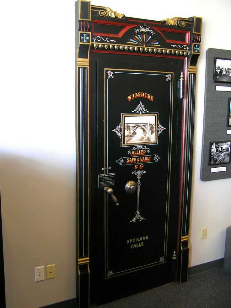 Used Vault Doors : Best ideas about our own vintage safes on pinterest
