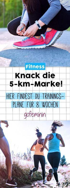 Wir schaffen das! Einfaches Lauftraining für einen 5-km-Lauf – Ilka Schoo