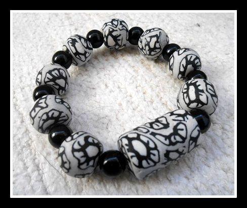 Fimo,  bracelet