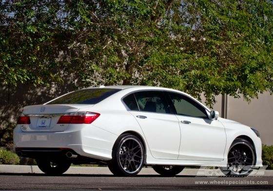 2014 honda accord with aftermarket wheels - Google Search