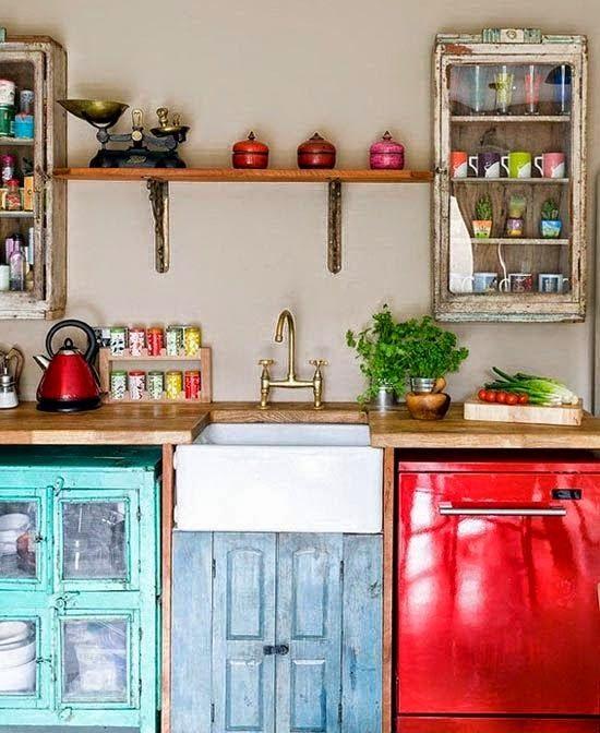 Sa Kitchen Designs: 587 Best Bohemian Kitchens Images On Pinterest