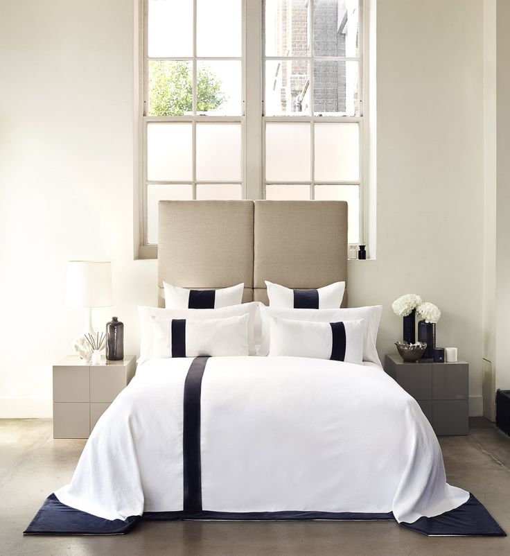 The two most important moments in your day are when you go to bed and when you wake up so the bedroom needs to be inviting and have a feeling of calm.