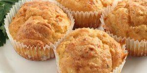 Saudáveis, fofinhos e portáteis, estes muffins são ótimos para um jantar light, um almoço no escritório ou um lanche na escola