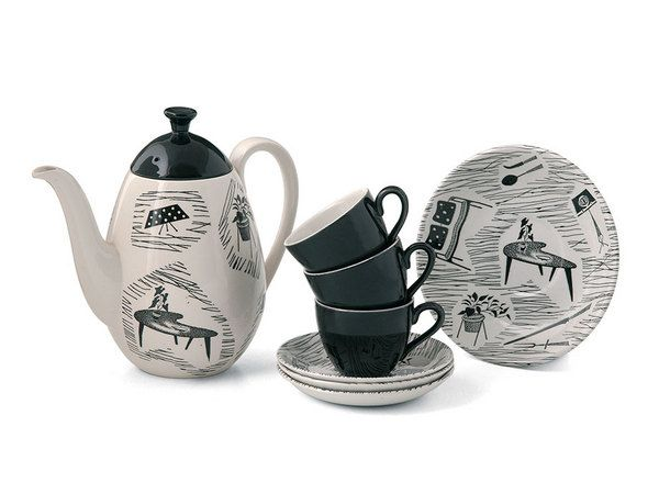 Ridgway Potteries Ltd 'Homemaker' pattern part coffee - Miller's Antiques & Collectables Price Guide