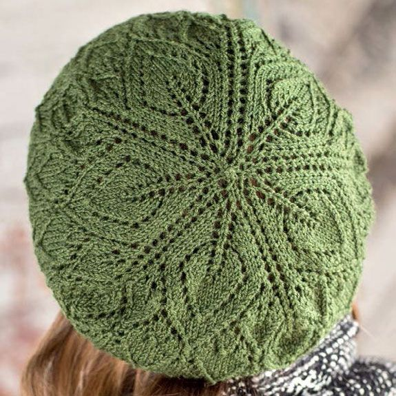 Free Knitting Pattern Ladies Hat : Ten free knitted hat patterns http://www.ravelry.com ...