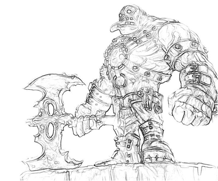 coloring pages league of legends - photo#35