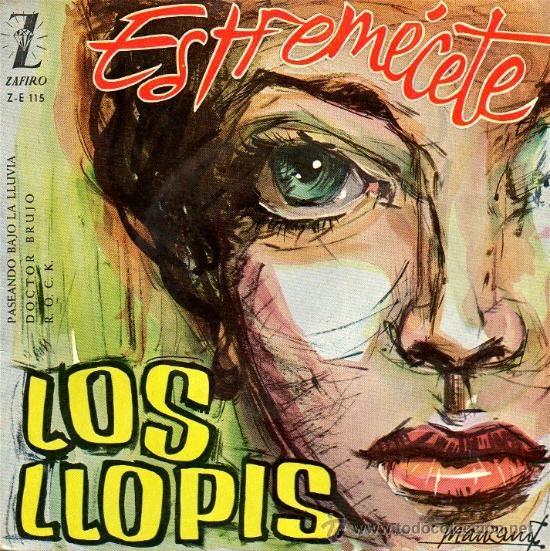 Estremécete [Grabación sonora].] / Los Llopis.-- Madrid : Zafiro, D.L. 1960. 1GS/M/78