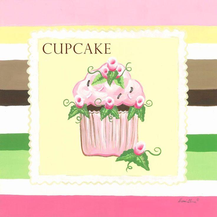 Cupcake Wall Art 101 best cupcakewrapstops images on pinterest | cupcake art