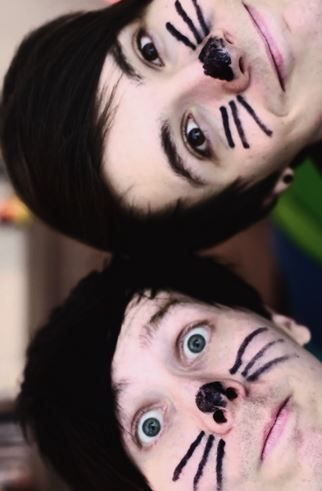Dan and Phil are officially the newest assets to my fanwarrior'ing board. Welcome, boys.