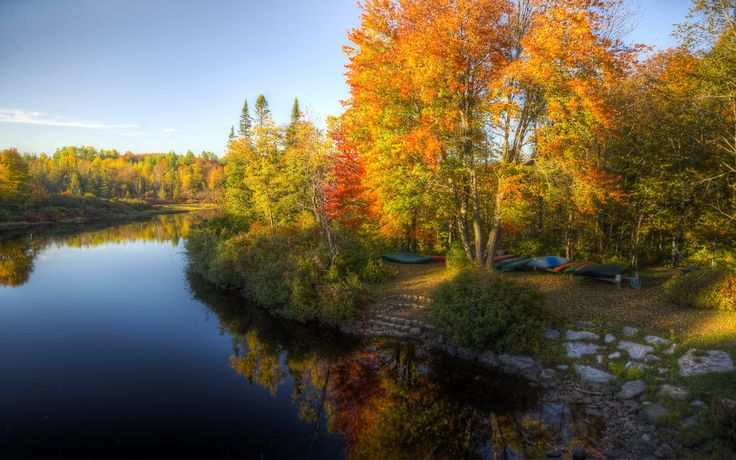 The Adirondacks, NY | 21 Insanely Beautiful Spots To See Fall Colors Around The Country