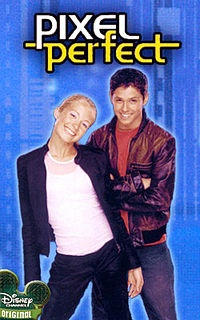 Pixel Perfect (Disney Channel)   LOVED THIS haha