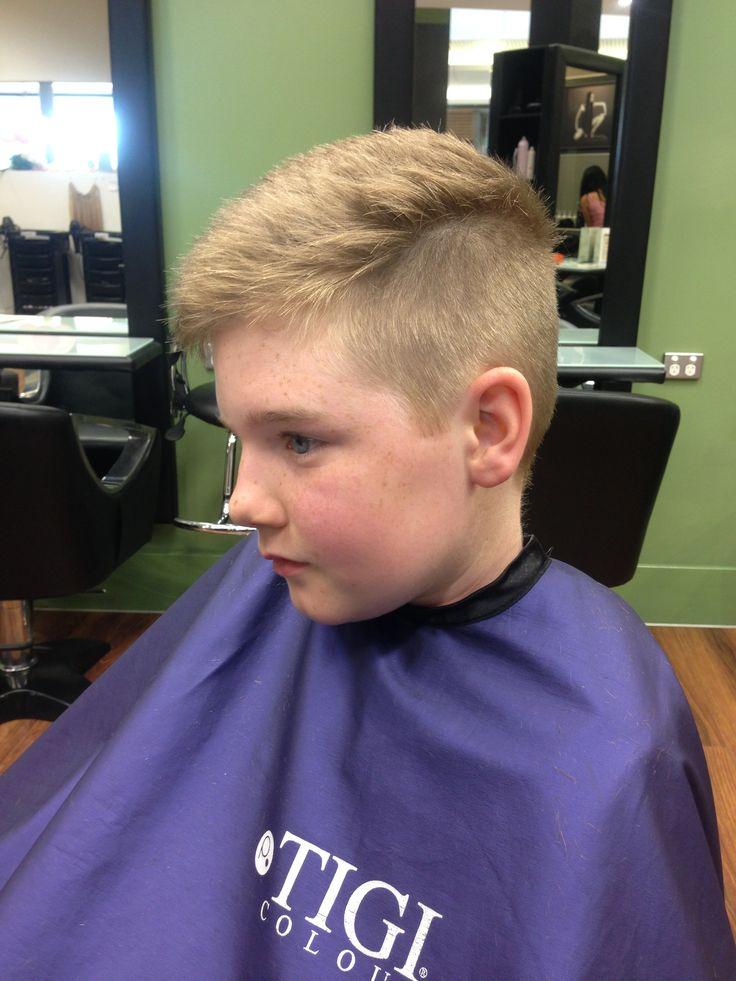 Popular men's haircut
