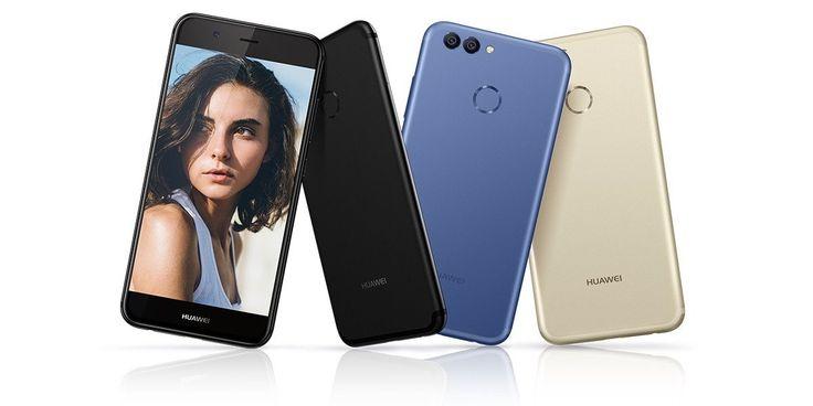 Huawei Nova 2 erscheint zur IFA + Fitness Tracker #EMUI_5_1 #Handys #IFA_2017