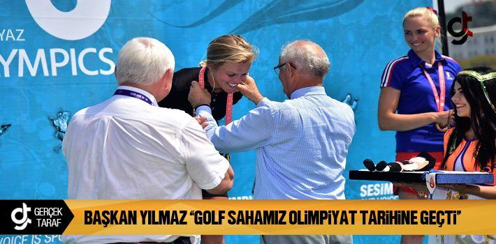 Samsun Haber: Yusuf Ziya Yılmaz, Golf Sahamız Olimpiyat Tarihine Geçti