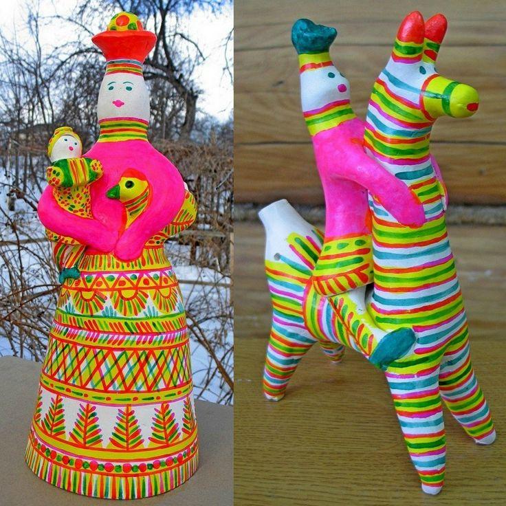 Filimonovsky toys
