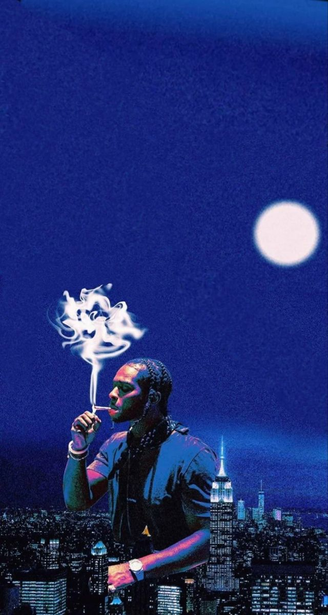 Pop Smoke Poster Rap Music Star Wall Print Wall Decor Pop Smoke Wallpaper Home Decor Pop Smoke Gift for Her Gift for Him