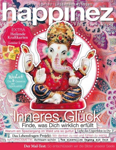 53 besten Happinez Mindstyle Magazin Bilder auf Pinterest