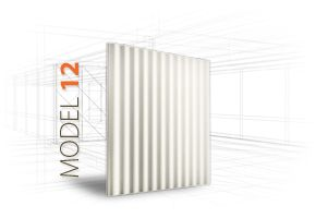 ModeLOFT 3D seinäpaneeli, malli 12 www.dekotuote.fi