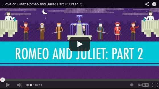 exploring the themes in the play romeo and juliet This online resource for romeo and juliet provides a range of engaging classroom there are also short essays exploring the text themes the play has a.